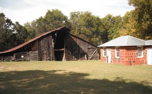Barn at Andalusia Farms
