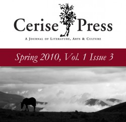Spring 2010, Vol. 1 Issue 3