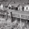 06 - Fence and Buildings, Bannack