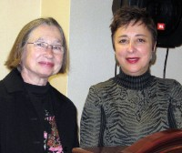 Mary G. Berg and Carlota Caulfield
