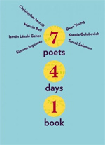 7 Poets, 4 Days, 1 Book