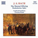 J.S. Bach: The Musical Offering